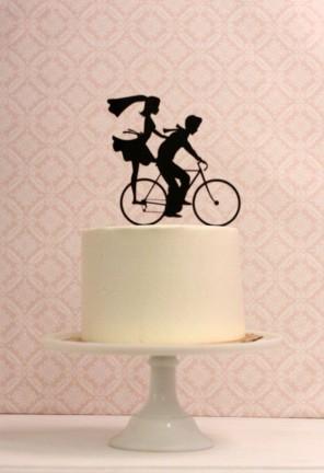 rower jako temat  przewodni ślubu i wesela 12