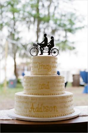 rower jako temat  przewodni ślubu i wesela 6