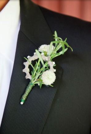 rower jako temat  przewodni ślubu i wesela 8