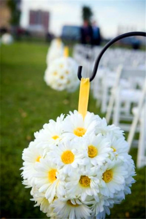 stokrotki jako motyw przewodni ślubu i wesela 3