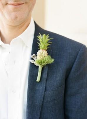 ananas jako motyw przewodni ślubu i wesela 12