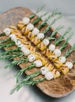 ananas jako motyw przewodni ślubu i wesela 14