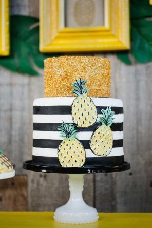 ananas jako motyw przewodni ślubu i wesela 18