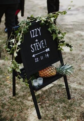 ananas jako motyw przewodni ślubu i wesela 19