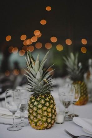 ananas jako motyw przewodni ślubu i wesela 20