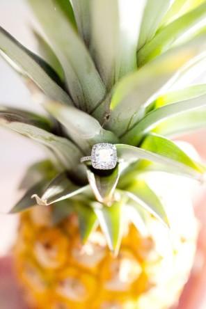 ananas jako motyw przewodni ślubu i wesela 5