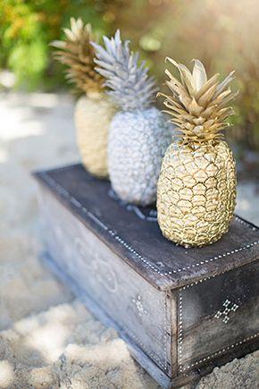 ananas jako motyw przewodni ślubu i wesela 7