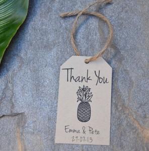 ananas jako motyw przewodni ślubu i wesela 8