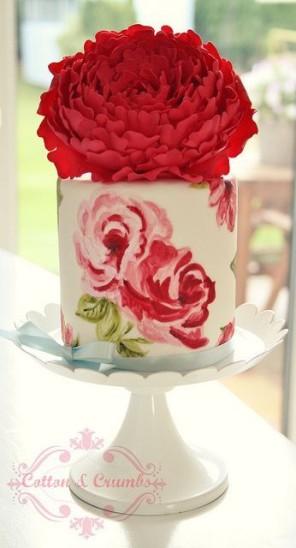 malowane torty 3