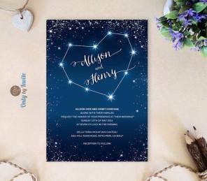 Gwiazdy i księżyc jako motyw przewodni ślubu i wesela 13