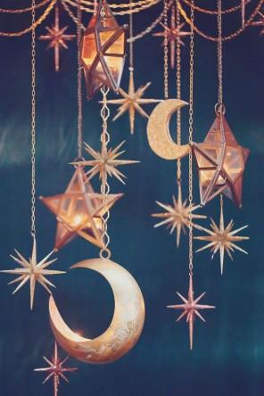 Gwiazdy i księżyc jako motyw przewodni ślubu i wesela 14