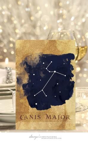Gwiazdy i księżyc jako motyw przewodni ślubu i wesela 3