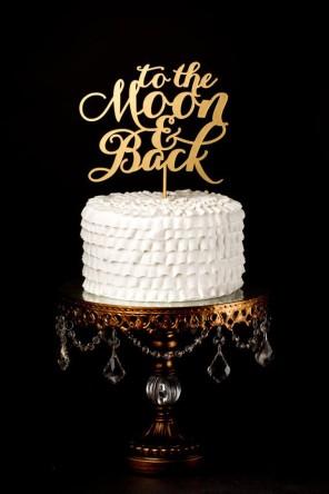 Gwiazdy i księżyc jako motyw przewodni ślubu i wesela 6