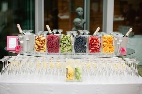szampan bar ślu iwesele
