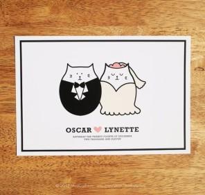 kocie wesele, koty na ślubie, koty jako motyw przewodni ślubu i wesela 10