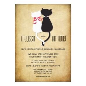 kocie wesele, koty na ślubie, koty jako motyw przewodni ślubu i wesela 22