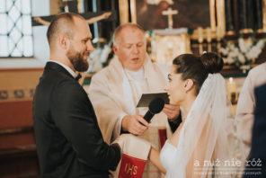 ślub a nuż nie róż