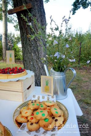 ciasteczka-MM's-słodki-stół