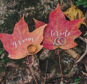 obraczki-liscie-jesien-slub-wesele-motyw-przewodni