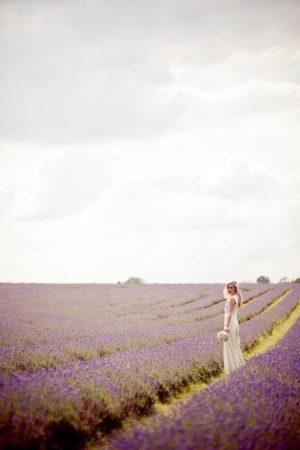 Lawendowy ślub i wesele