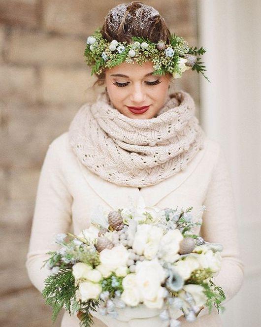 Zimowy ślub Piękne Inspiracje I Pomysły A Nuż Nie Róż