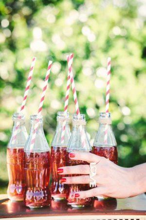 Coca cola jako temat przewodni ślubu i wesela