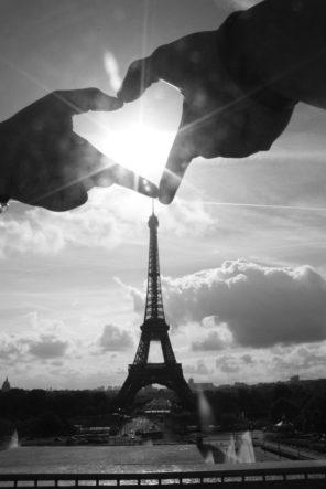 Paryż motyw przewodni ślubu i wesela 1