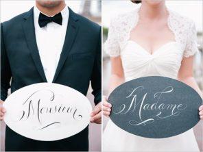 Paryż motyw przewodni ślubu motyw wesela 8