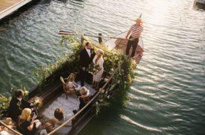 gondola Wenecja motyw przewodni ślubu i wesela 1