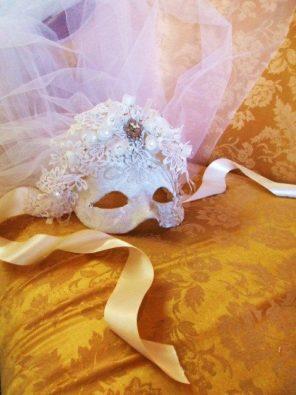 maska Wenecja motyw przewodni ślubu i wesela 1