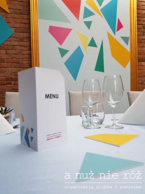 menu-trojkaty-jako-motyw-przewodni-slubu-i-wesela-J&A