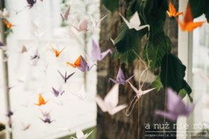 papierowe-zurawie-dekoracje-slub-wesele