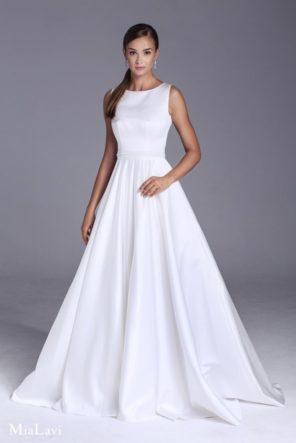 minimalizm-suknia-slubna-trendy-2020-2019
