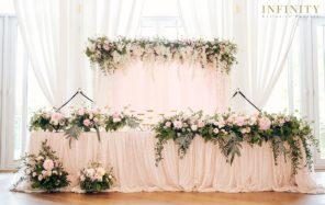 dekoracja-stolu-pary-mlodej-scianka-kwiatowa-zielen